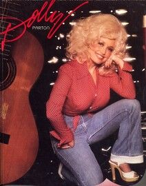 Dolly Parton - Here You Come Again - New Harvest / First Gathering - Music from Two Albums - For Voice, Piano and Chords - Featuring Dolly Parton