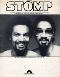 Stomp - Featuring The Brothers Johnson