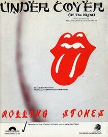 Under Cover (of the Night) - Recorded by the Rolling Stones