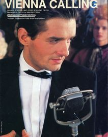 Vienna Calling - Featuring Falco - Original Sheet Music Edition