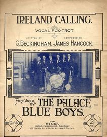 Ireland Calling - Vocal Fox-Trot