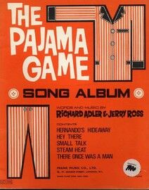 The Pajama Game - Song Album with Pictures