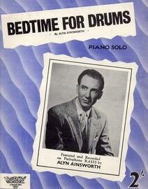 Bedtime for Drums - Piano solo