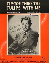 Tip Toe Through the Tulips with Me - Featuring Danny Kaye