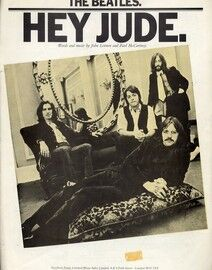 Hey Jude - Recorded by Lennon and McCartney featuring The Beatles