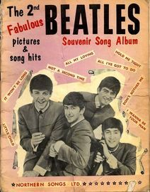 The 2nd Fabulous Beatles Souvenir Song Album - Pictures and Song Hits