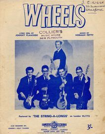 Wheels - Song Version featuring 'The String a Longs'