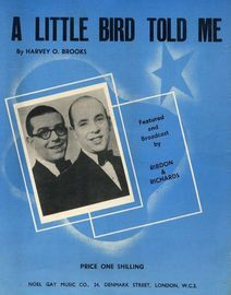 A Little Bird Told Me - Ribton & Richards