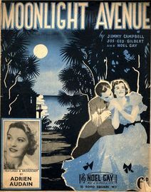 Moonlight Avenue - featuring Adrien Audain