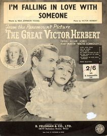 I'm Falling in Love with Someone - Featuring Allan Jones & Mary Martin - Susanna Foster - From