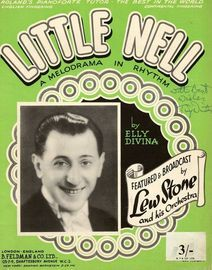 Little Nell - A Melodrama in Rhythm - Song