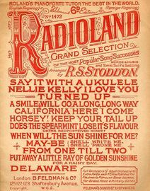Radioland - Grand selection of the most popular song successes