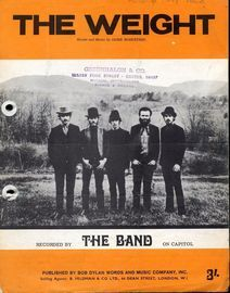 The Weight - Recorded by The Band on Capitol