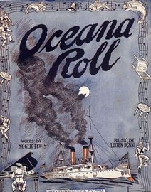 Oceana Roll - For Piano and Voice