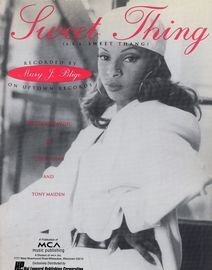 Sweet Thing (a.k.a. Sweet Thing) - Featuring Mary J. Blige