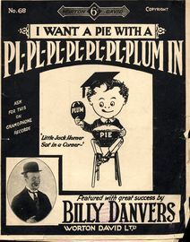 I Want a Pie with a PL-PL-PL-PL-PL-PL-Plum In - Song - Billy Danvers
