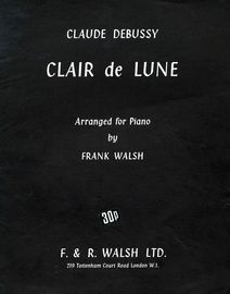 Clair de Lune (Moonlight) - From Suite Bergamasque