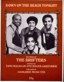 Down on the Beach Tonight - Featuring 'The Drifters'