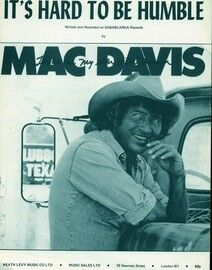 It's Hard to be Humble - Featuring Mac Davis