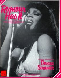 Rumour Has it - Donna Summer