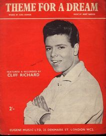 Theme for a Dream - Featuring Cliff Richard