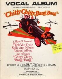 Chitty Chitty Bang Bang - Vocal Album