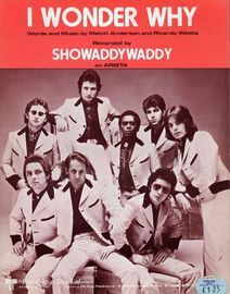 I Wonder Why - Song - Featuring Showaddywaddy