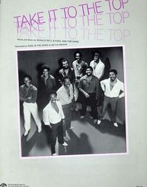 Take it to the Top - Kool & The Gang on De-Lite Records