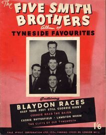 The Five Smith Brothers Album of Tyneside Favourites featuring The Five Smith Brothers
