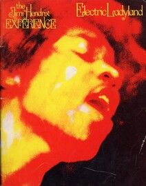 Electric Ladyland - The Jimi Hendrix Experience - Including Pictures