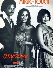 Magic Touch - Recorded by Odyssey on RCA Records