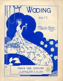 Wooing - Waltz for piano