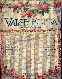 Valse Elita -  with dance instructions