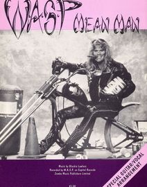 Mean Man - Recorded by W.A.S.P. on Capitol Records