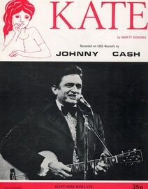 Kate - Song - Featuring Johnny Cash