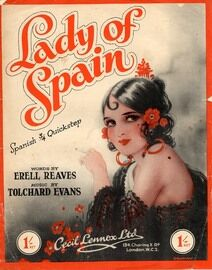 Lady of Spain - Spanish 3/4 Quickstep