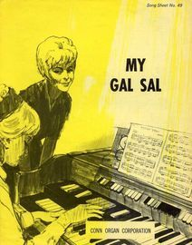 My Gal Sal - For Conn Organ