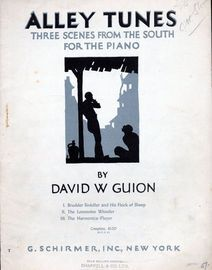 Alley Tunes - Three Scenes from the South for the Piano