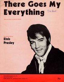 There Goes My Everything -  Featuring  Elvis