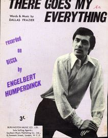 There Goes My Everything -  Featuring  Engelbert Humperdinck