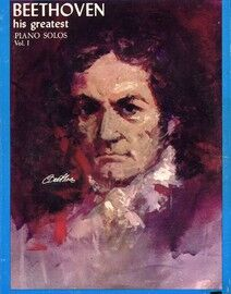Beethoven - His Greatest Piano Solos - Volume 1 - Featuring Beethoven