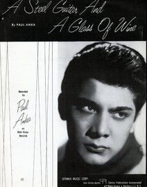 A Steel Guitar and a Glass of Wine - Featuring Paul Anka
