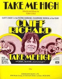 Take Me High - Cliff Richard in the Original soundtrack Take Me High recorded on EMI
