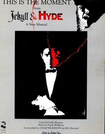 This is the Moment (from the Jekyll and Hyde musical) - Piano - Vocal - Guitar