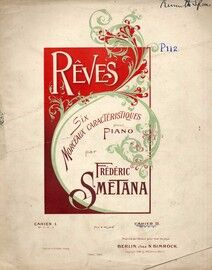 Reves - Pieces No.s 4, 5, 6 from