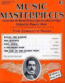 Music Masterpieces - Part 18 - June 10th, 1926 - Gems from the Worlds most famous Operas and Musical plays - Special Articles by Maisie Gay, Bobbie Co