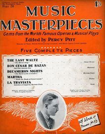 Music Masterpieces - Part 26 - Oct 7th, 1926 - Gems from the Worlds most famous Operas and Musical plays - Special Articles by Constance Willis, Evang