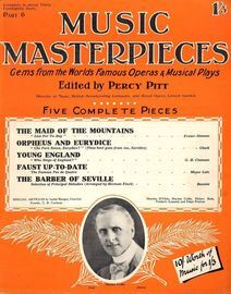 Music Masterpieces - Part 6 - Dec 23rd, 1925 - Gems from the Worlds most famous Operas and Musical plays - Special Articles by Isolde Manges, Courtice