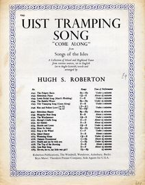 Uist Tramping Song \