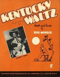 Kentucky Waltz  - featuring Johnny Denis